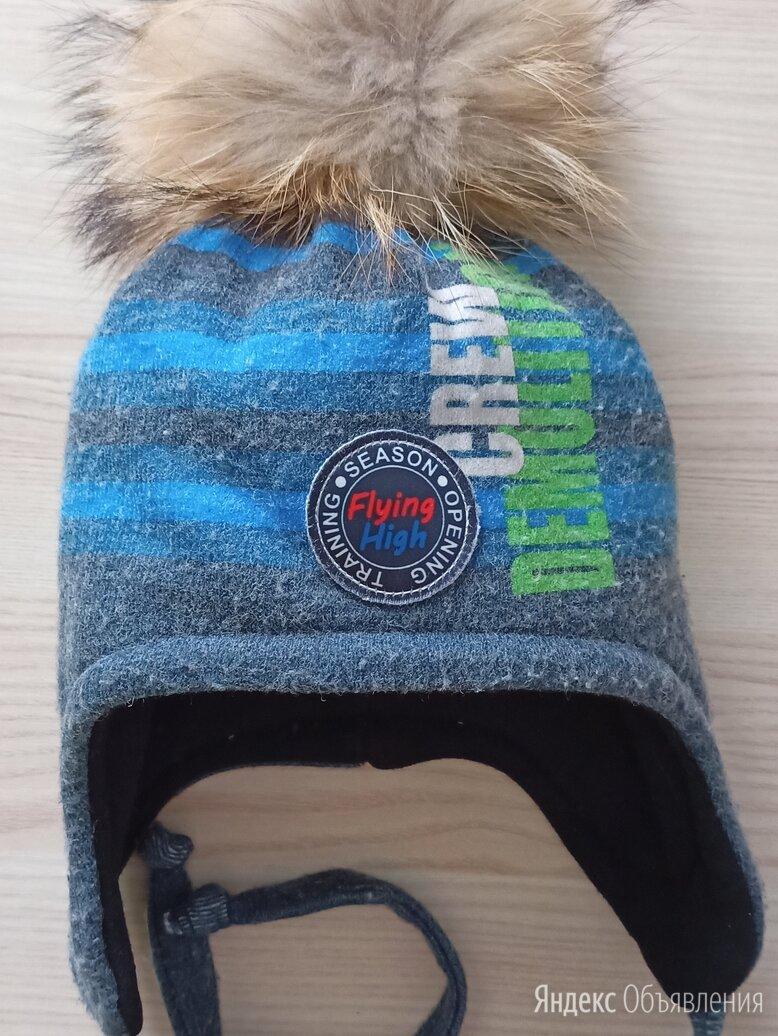 Зимняя детская шапка Ambra по цене 500₽ - Головные уборы, фото 0