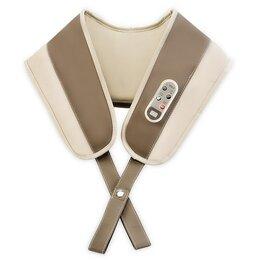 Вибромассажеры - Ударный массажер для шеи и плеч Cervical Massage Shawls LY-8, 0