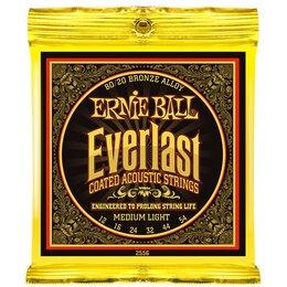 Струны - Ernie Ball 2556 набор струн для 6-струнной…, 0