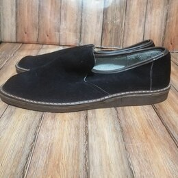 Кроссовки и кеды - Мужская обувь, натуральная замша, СССР, новые , 0