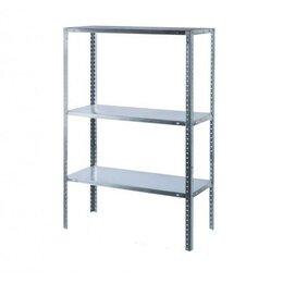 Мебель для учреждений - Стеллаж металлический СМ-750 150х100х50 см, 3…, 0