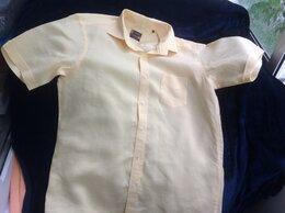 Рубашки - Рубашка JACOE exclusive SLIM FIT Лен 100% , 0