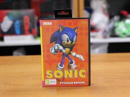 Игры для приставок и ПК - Картридж Sega Sonic, 0