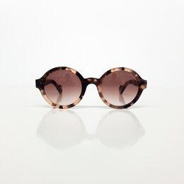 Очки и аксессуары - Женские солнцезащитные очки MONCLER ML0041 55F, 0