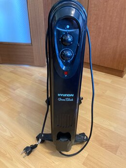 Обогреватели - Масляный радиатор Hyundai на запчасти, 0