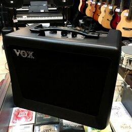 Гитарное усиление - VOX VX15-GT, 0