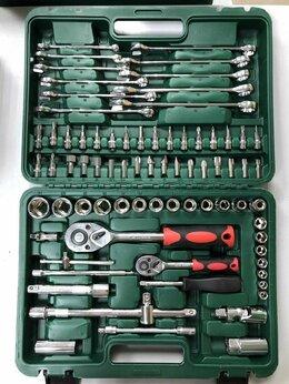 Наборы инструментов и оснастки - Набор автомобильных инструментов 78 предметов, 0