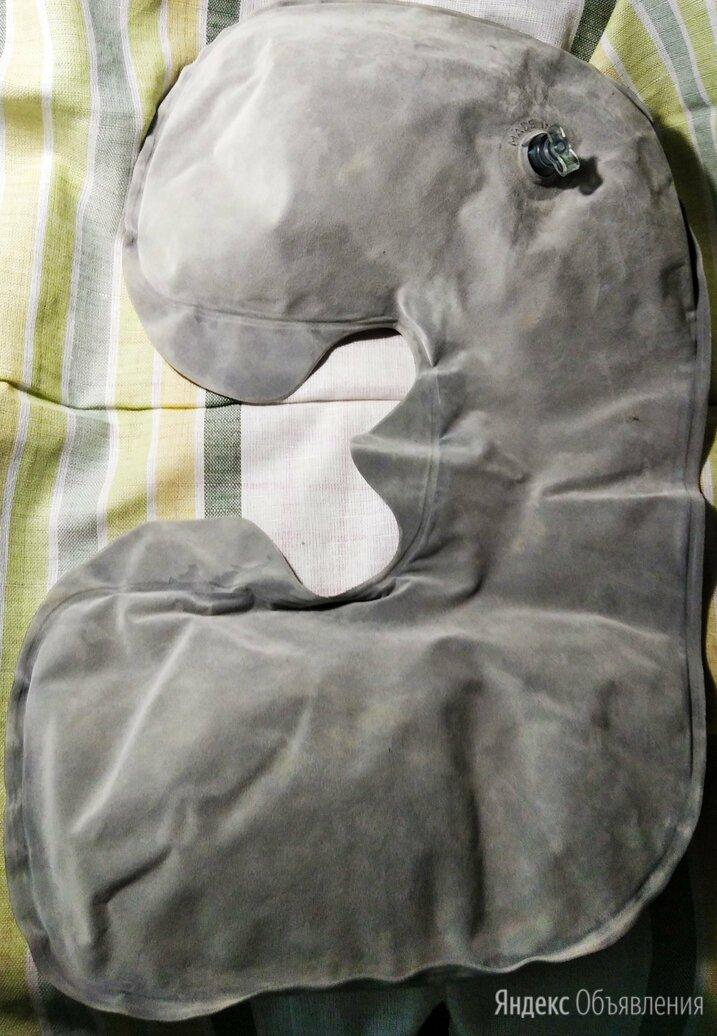 Надувная подушка для отдыха по цене 300₽ - Походная мебель, фото 0