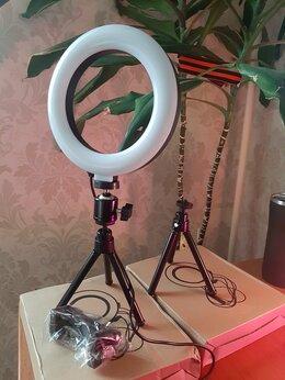 Осветительное оборудование - Круговой светильники для селфи , 0