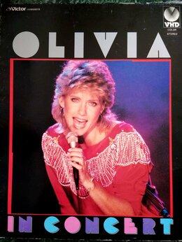 Видеофильмы - VHD диск – Olivia Newton–John – Olivia In…, 0