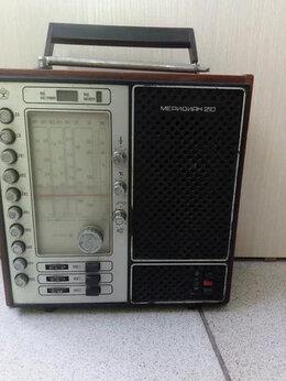 Радиоприемники - Радиоприемник Мередиан 210.Доставка, 0