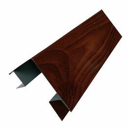 Сайдинг - Угол внешний сложный для сайдинга БРЕВНО 2,5 м…, 0
