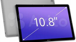 Планшеты - Huawei MediaPad M5 10.8 32 Gb Wi-Fi с чехлом, 0