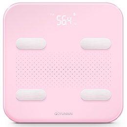 Напольные весы - Умные весы Yunmai M1805 (Pink), 0