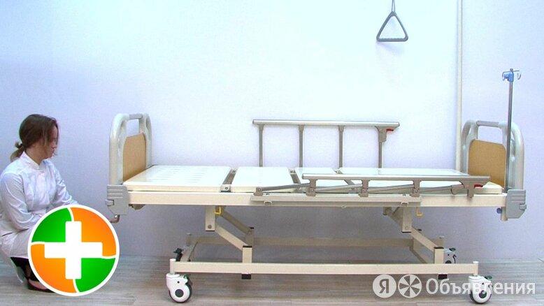 Кровать для лежачих больных по цене 35780₽ - Оборудование и мебель для медучреждений, фото 0