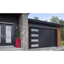 Заборы и ворота - Подъёмные автоматические ворота 4х3,8м, 0