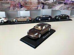 Модели - Porsche Panamera S кузов 970 1/43 Minichamps, 0