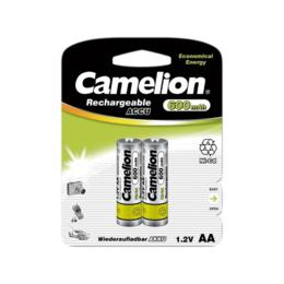 Аксессуары и запчасти для оргтехники - Аккумулятор AA 600 mAh Camelion, 0