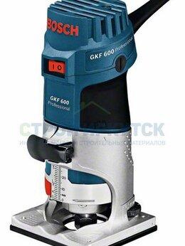 Фрезеры - Кромочный фрезер Bosch GKF 600 (060160A100), 0