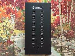 USB-концентраторы - Профессиональный USB концентратор ORICO IH30P, 0
