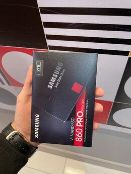 Внутренние жесткие диски - Твердотельный накопитель Samsung 860 PRO 2 TB, 0