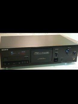 Музыкальные центры,  магнитофоны, магнитолы - Дека кассетная Sony TC K311 Japan , 0