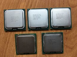 Процессоры (CPU) - Процессоры Intel (Socket 775) 2 ядра., 0