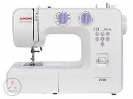 Швейные машины - Швейная машина Janome VS 50, 0