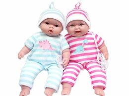 Куклы и пупсы - Пупсы Berenguer JC Toys Двойняшки мягкие 33 см…, 0