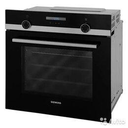 Духовые шкафы - Электрический духовой шкаф Siemens IQ500 HB537JER0, 0