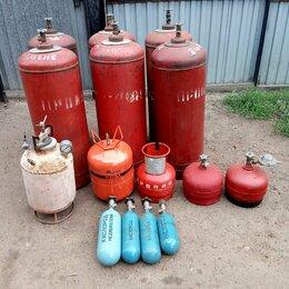 Газовые баллоны - Баллон газовый  на  5 л, 50 л., 0