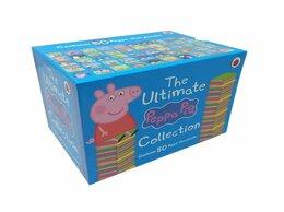 Литература на иностранных языках - Peppa pig, детские книги на английском языке, 0