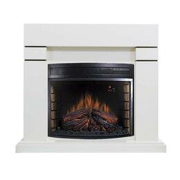 Камины и печи - Royal Flame Каминокомплект Lindos - Белый с…, 0
