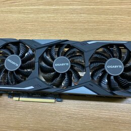 Видеокарты - Видеокарта GIGABYTE GeForce RTX 2080 Ti 11 GB, 0
