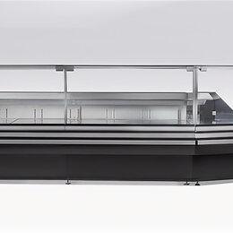 Холодильные витрины - Витрина холодильная Veneto Quadro 2500, 0