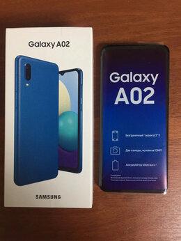 Мобильные телефоны - Смартфон Samsung Galaxy A02 2/32Gb, 0