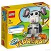 LEGO Seasonal 40355 Year of the Rat по цене 450₽ - Конструкторы, фото 0