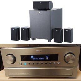 Домашние кинотеатры - AV-ресивер Sherwood Newcastle R-865 + акустика Klipsch HD Theater 300, 0