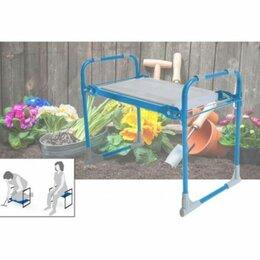 Скамейки - Скамейка-перевертыш садовая складная, 0