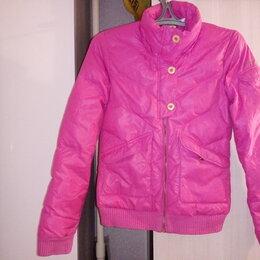 Куртки и пуховики - Куртка adidas для девочки, 0