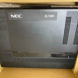 Прочее сетевое оборудование - NEC Кабинет. Цифровая мини АТС IP4EU-1632M-A KSU без кабеля питания, 0