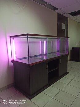Витрины - Аквариум~500 для торговли живыми раками комплект…, 0