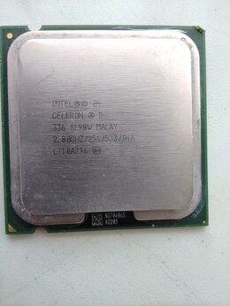 Процессоры (CPU) - Процессор Intel Celeron D 775 2.8 1, 0