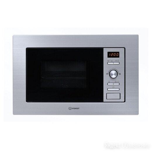MWI 122.2 X Встаиваемая микроволновая печь INDESIT по цене 13790₽ - Микроволновые печи, фото 0