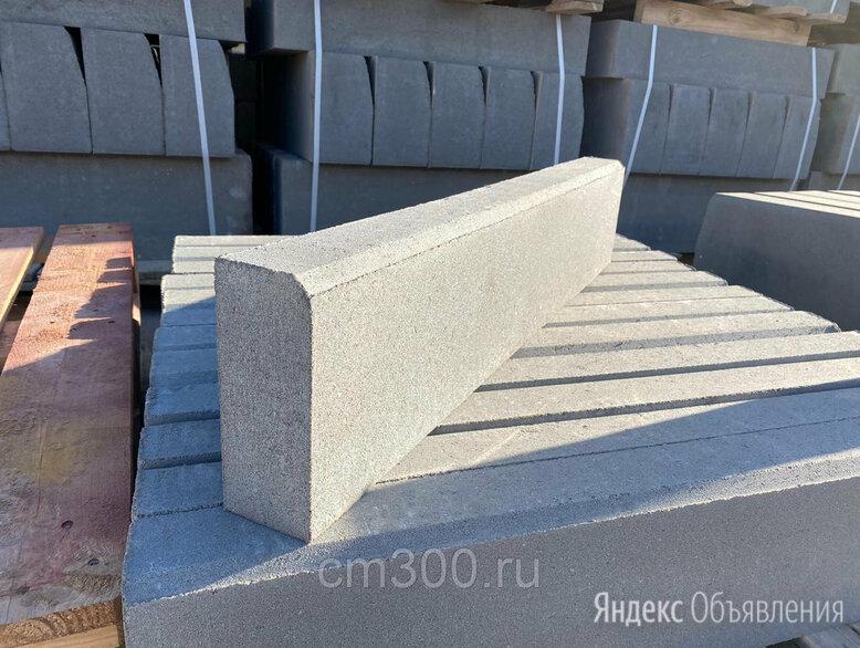 Камень бордюрный по цене 200₽ - Тротуарная плитка, бордюр, фото 0