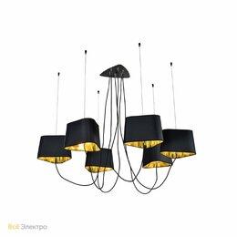 Люстры и потолочные светильники - Подвесная люстра Loft IT Street Loft1163-6BL, 0