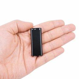 Диктофоны - Мини диктофон, мр3 плеер, 0