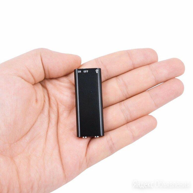 Мини диктофон, мр3 плеер по цене 1200₽ - Диктофоны, фото 0