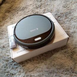 Роботы-пылесосы - Робот пылесос новый, 0