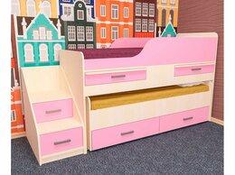 Кроватки - детская кровать (93312), 0